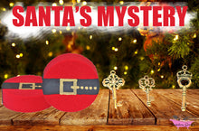 Load image into Gallery viewer, Santa's Mystery - Magical Key