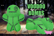 Load image into Gallery viewer, Voodoo Bombs - Halloween Bath Bomb