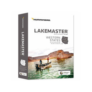 Humminbird LakeMaster Plus Mapping