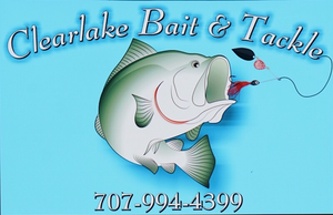 Clearlake Bait & Tackle Gift Card