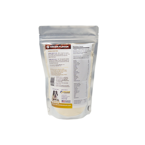 SBK'S GOLD DUST All Natural Performance Dog Recipe- Bacon Flavor-30 Servings - GOLD CLUB CANINE GROUP LLC
