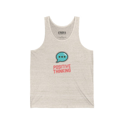 Positive Thinking Tank Top