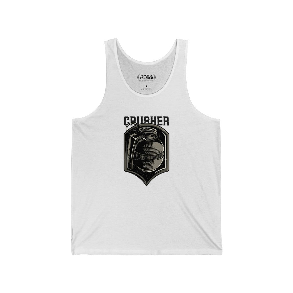 Crusher Tank Top