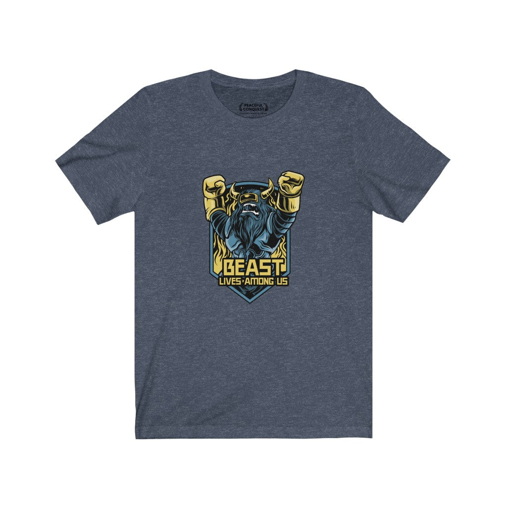 Beast Lives Among Us T-Shirt
