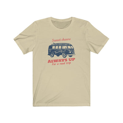 Sunset Chasers Always Up For A Road Trip T-Shirt