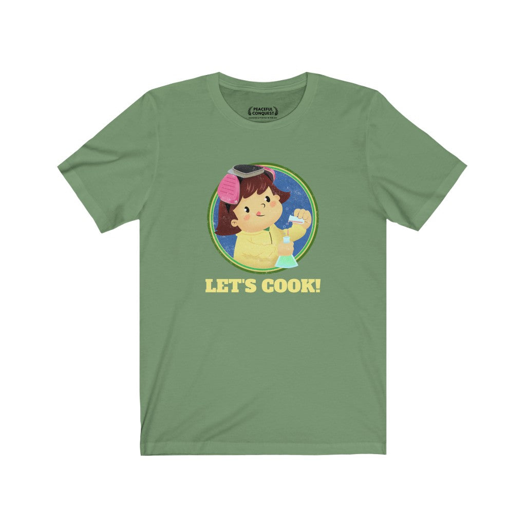 Let's Cook T-Shirt