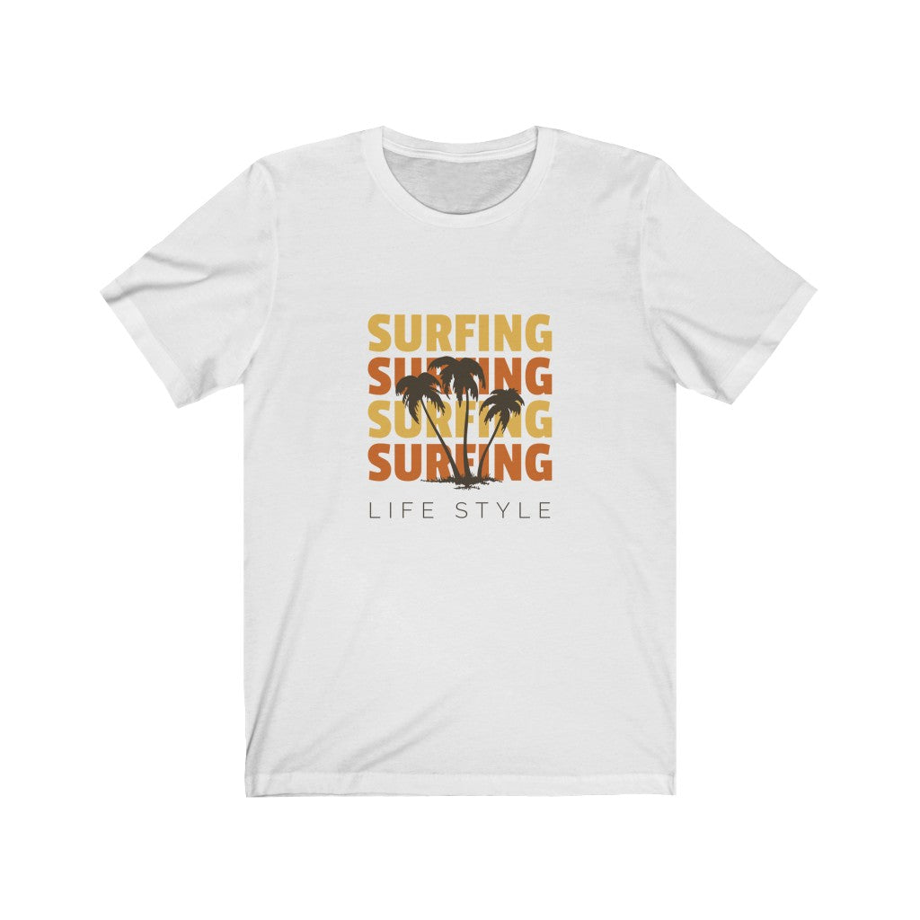 Surfing Lifestyle T-Shirt