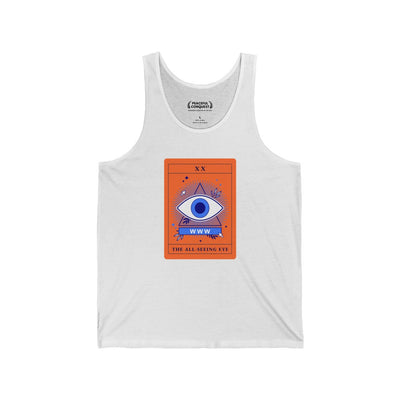 The All-Seeing Eye Tank Top