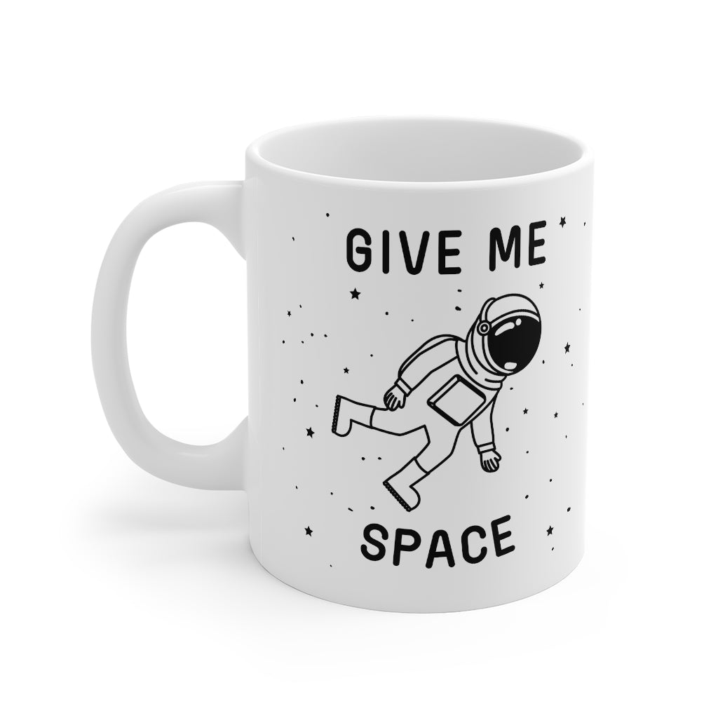 Give Me Space Coffee Mug