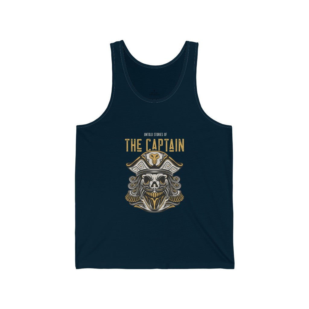 The Captain Tank Top