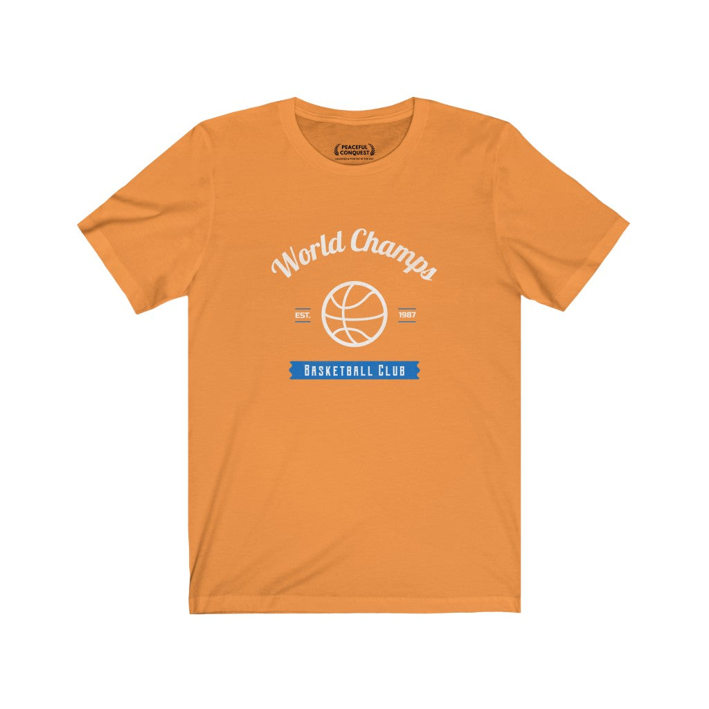 World Champs Basketball Club T-Shirt