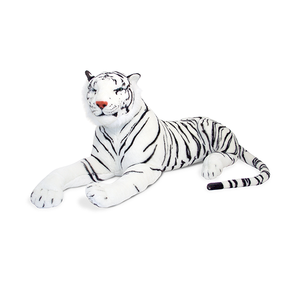 White Tiger Stuff Toy