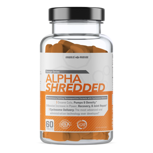 Alpha Shredded