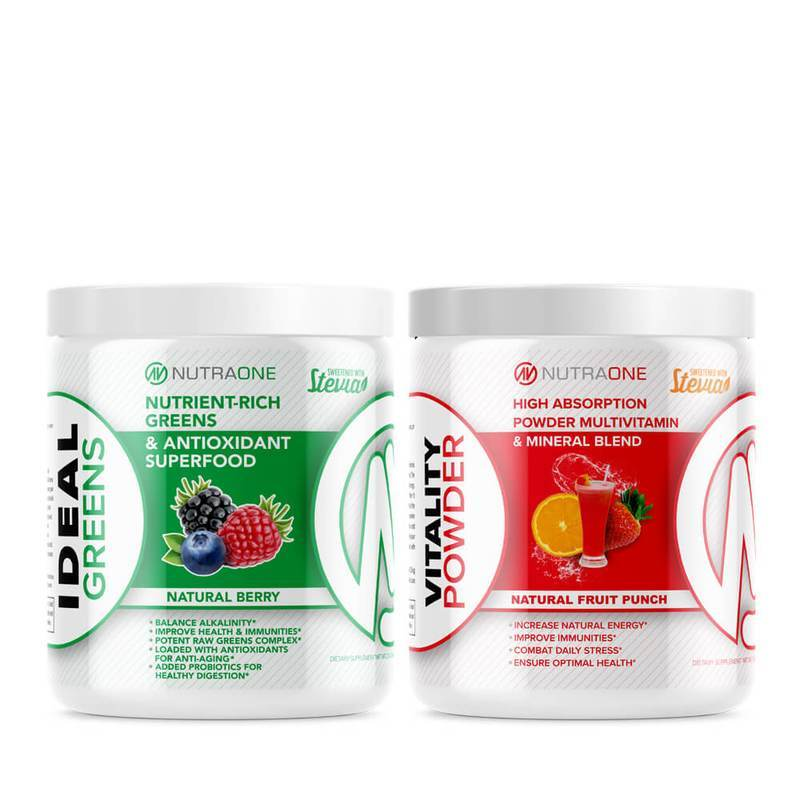 Alkalinity Essential Fruit Punch Stack