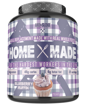 Axe & Sledge - Homemade Meal Replacement