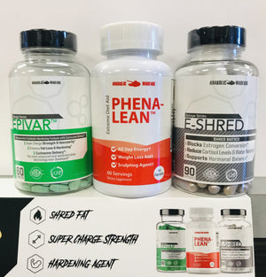Phena Shred Stack