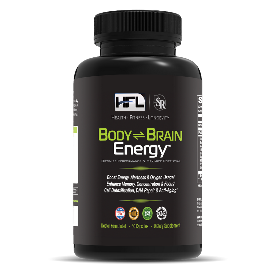 Body⇌Brain Energy™