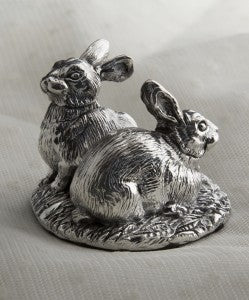 Silver Animal Christening Gifts