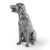 Spaniel - Height 13cm-Silverbasket
