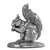 Silver Squirrel - Height 5.8cm-Silverbasket