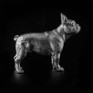 French Bulldog - Height 9.5cm-Silverbasket-Silverbasket