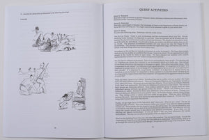 Ancient Chamorro Society Activity Book