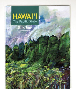 Hawai'i: The Pacific State Skills Book