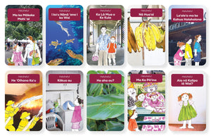 Monolingual - Hawaiian Readers Set #1