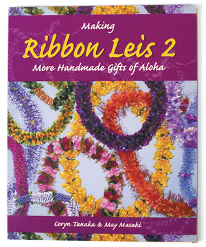 Making Ribbon Leis 2