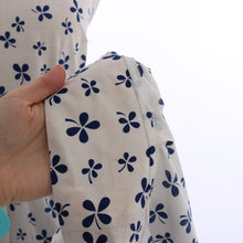Load image into Gallery viewer, Vintage 1950s original Linzi Line novelty four leaf clover print cotton dress and matching bolero UK 8 10 US 4 6 S