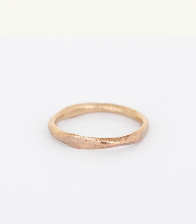 Ring rosé Bronze Natural