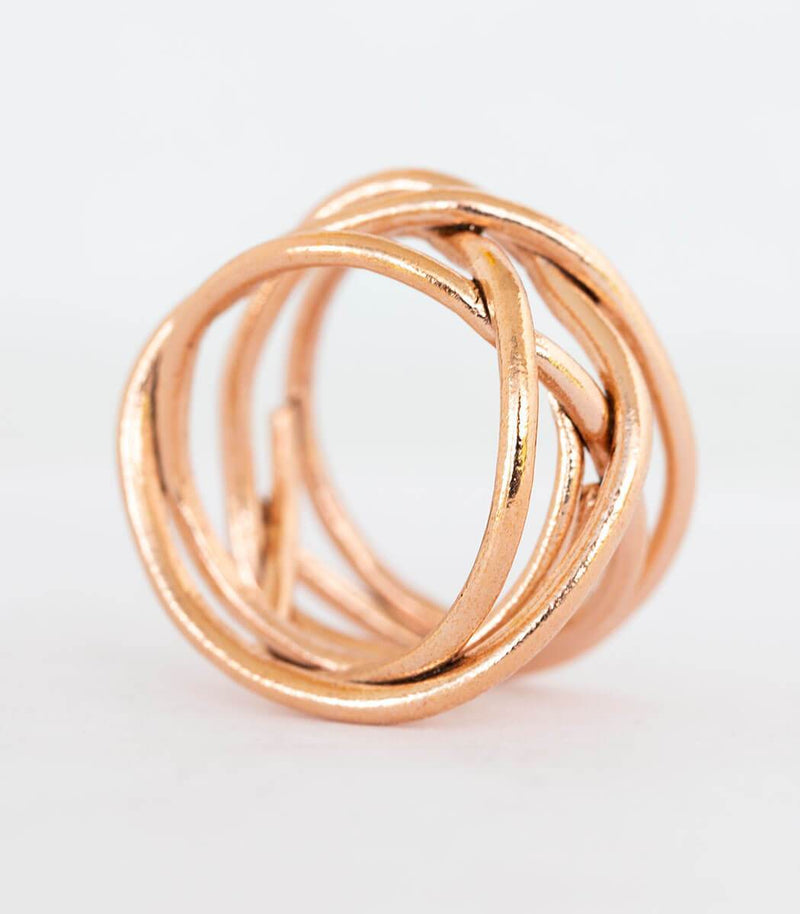 Bronze Ring Liane Gr. 54
