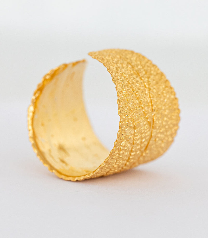 Ring Gold Salbei Gr. 58