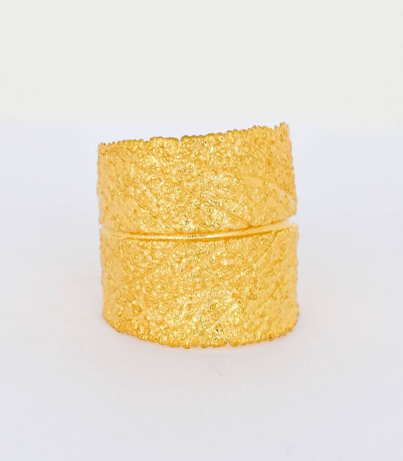 Gold Ring Salbei Gr. 53