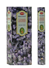 Load image into Gallery viewer, HEM INCENSE STICKS - HEX BOX - 20 Varieties