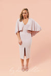Bleeker Midi Dress Samantha Rose By Daniella Boutique
