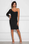 Alivia Black Dress Elle Zeitoune By Daniella Boutique