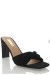 Sadie Black Suede Billini By Daniella Boutique