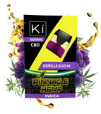 Ki Pod Pinnacle Hemp GG4 600MG