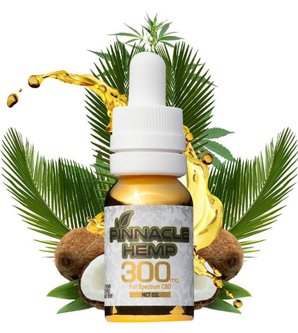 Pinnacle Hemp 300 MG Web