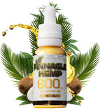 Pinnacle Hemp MCT 600 MG Web