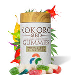 Kokoro Broad Spectrum Gummies