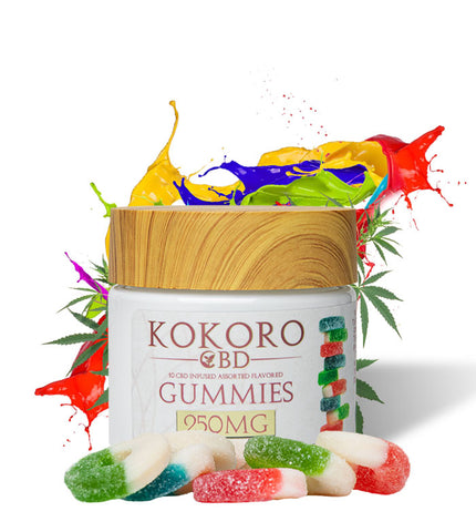 CBD Broad Spectrum Kokoro Gummies