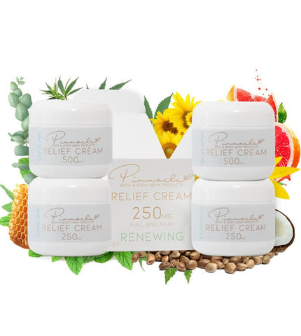 Relief Cream Group Web