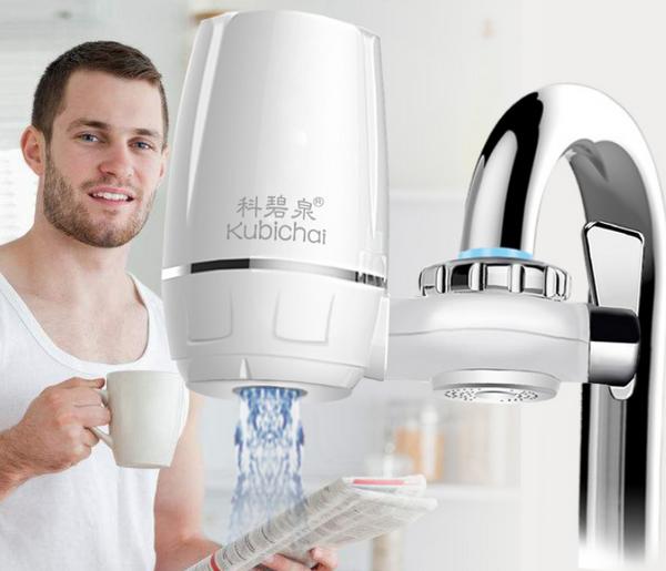 Faucet water purifier kitchen tap water filter household water purifier purifier