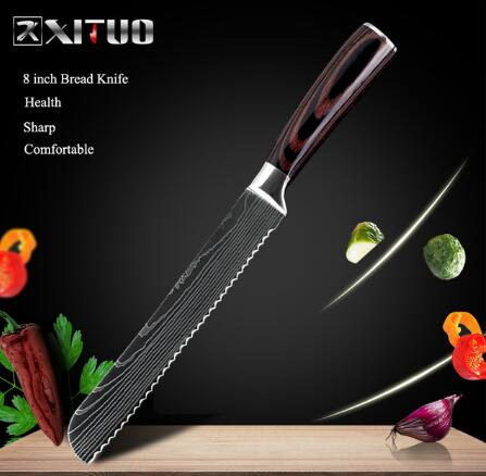 Chef Knives kitchen Knives Cleaver Slicing Knives