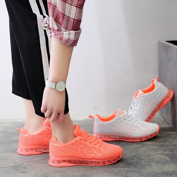 Sneaker women 2020 summer new  Korean version of casual net shoes school breathable running shoes