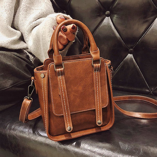 Retro little bag for ladies, ins new style for autumn/winter 2020