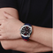 Multifunctional timekeeping sports men's silicone with quartz men's watch
