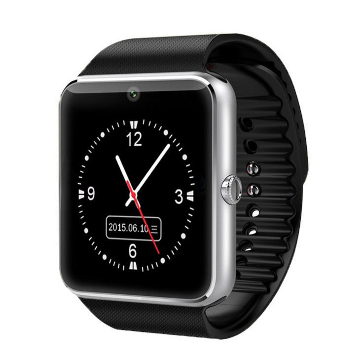 Explosion GT08 smart watch can plug in Bluetooth, smart wearable sports watch, GT08 factory direct sales